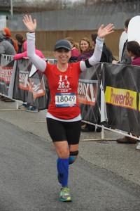 jessica nelson marathon finish
